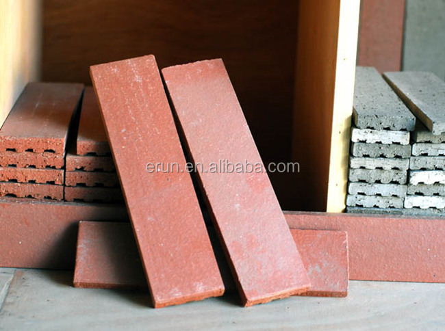 Heat Resistant Thin Brick,White Brick Decorative Wall Tiles