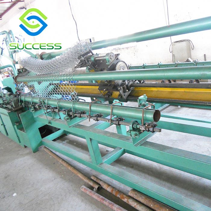 Full Auto Chain Link Fence Knitting Machinery