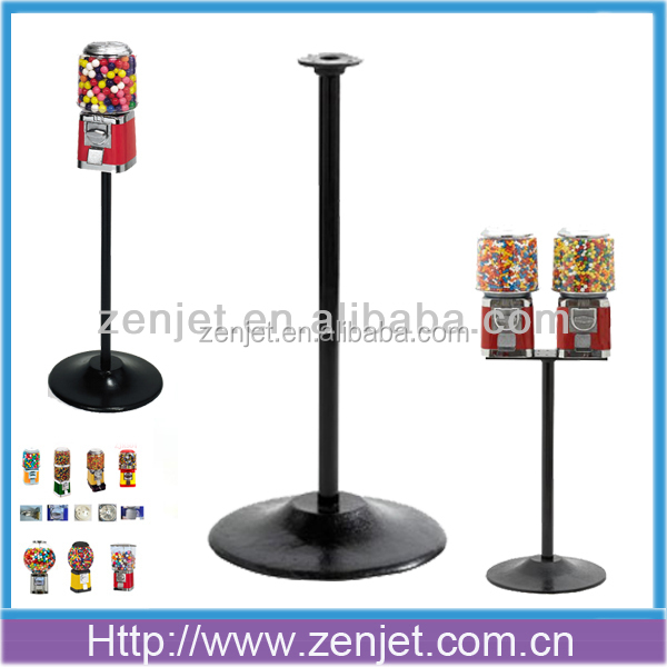 Good price gashapon capsule toys stand supplier