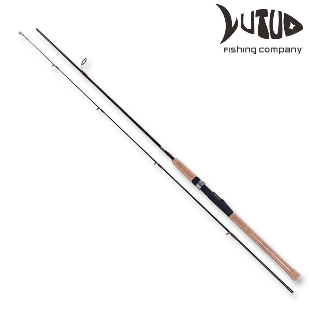 Hot Sales Saltwater Chinese Fishing Spinning Rod Carbon Straight Spinning Fishing Rod