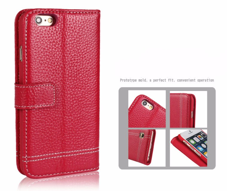 Best selling pu tpu mobile phone cover wallet case for iphone 6 leather case