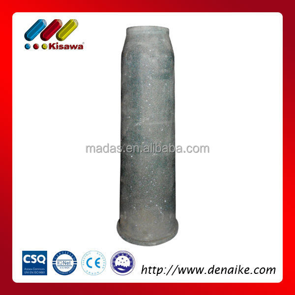 silicon carbide tube for industrial gas big burner of roller kiln