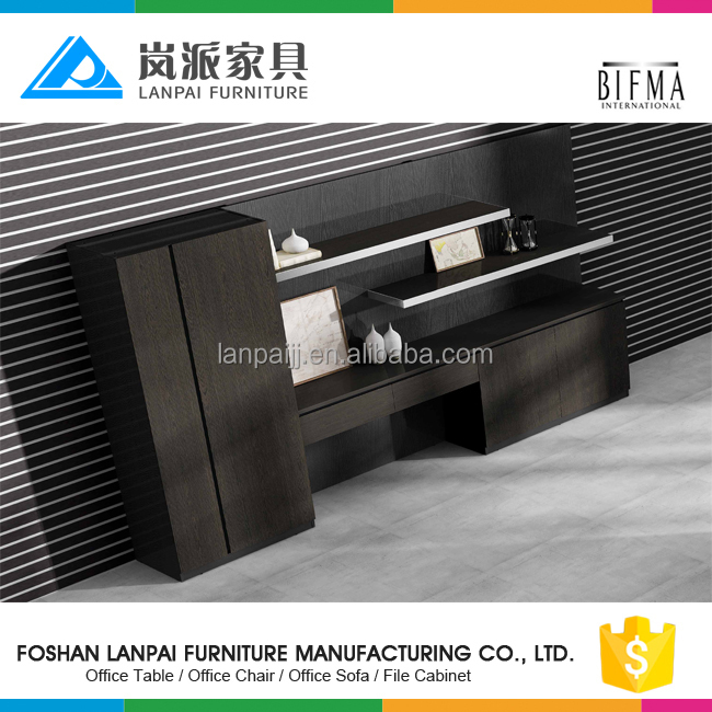 BS-W2640 Fashion wooden file cabinet office furniture policymakers file cabinet