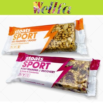 Food grade peanut bar packaging plastic packaging with for Food bar packaging