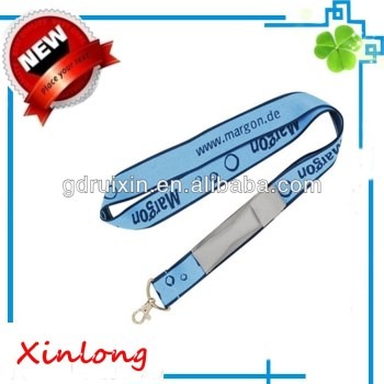 one inch lanyard with pvc and also the other accessories