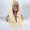 Premier Wholesale 613# Malaysian grade 7a virgin hair lace front wigs for black women
