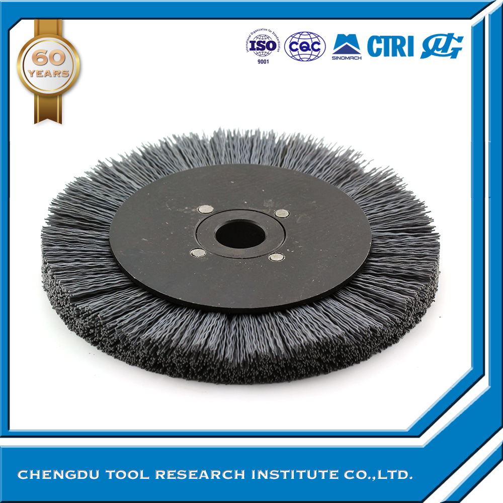Information Abrasive Nylon Disc Brush 32