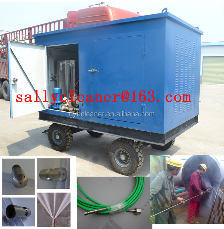 hydro jet high pressure cleaning equipment cold water cleaner