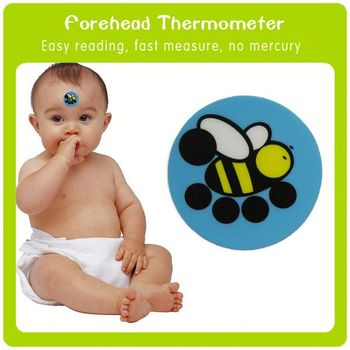 cute cartoon design thermometer for baby taking