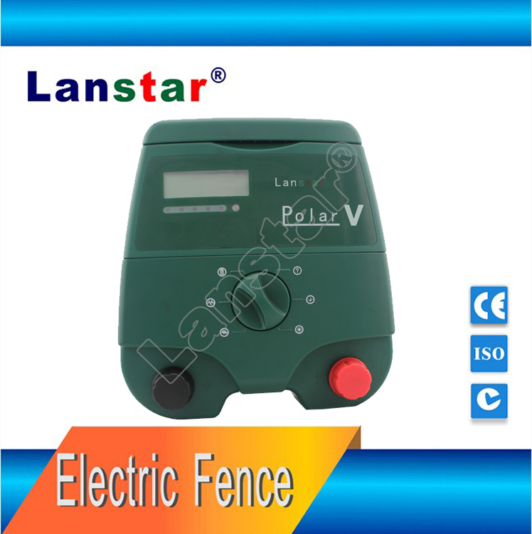 1J 2J 5J farm solar electric fence energizer for livestock security cattle and poultry