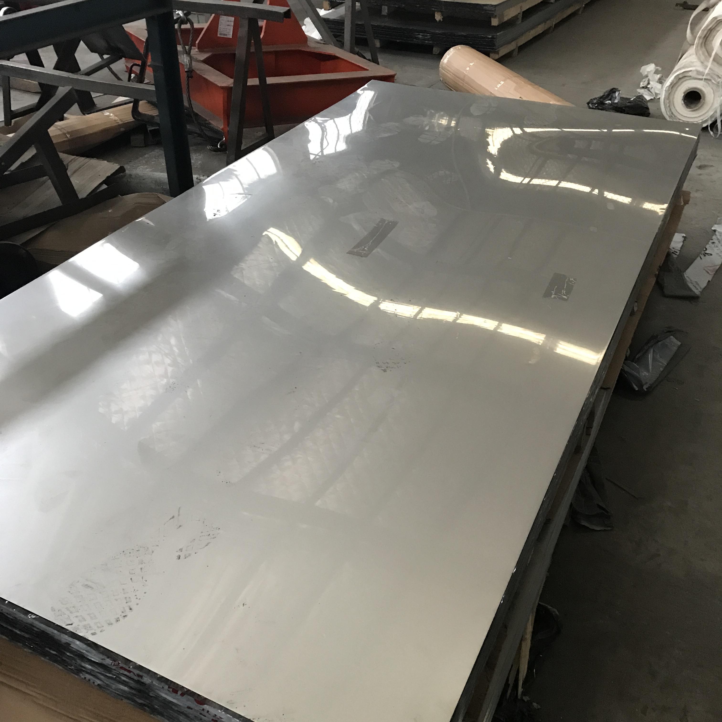 2205 2207 253ma 625 32760 630 17-4ph Plate inox 310 Sus Mumetal Stainless Steel Sheet