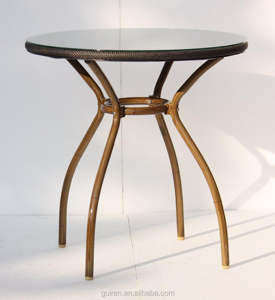 Ikea Vidro Mesas De Cafe Redonda Gr 132012 Mesas De Metal Id