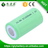 1.2v sub c ni-mh rechargeable battery pack for cordless drill