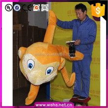 Factory price best inflatable monkey famous cartoon characters