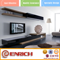 Enrich Trade Assurance living room furniture wall mounted cheap tv cabinet design