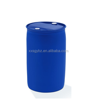 Chemical industry HDPE 200kg blue plastic drum