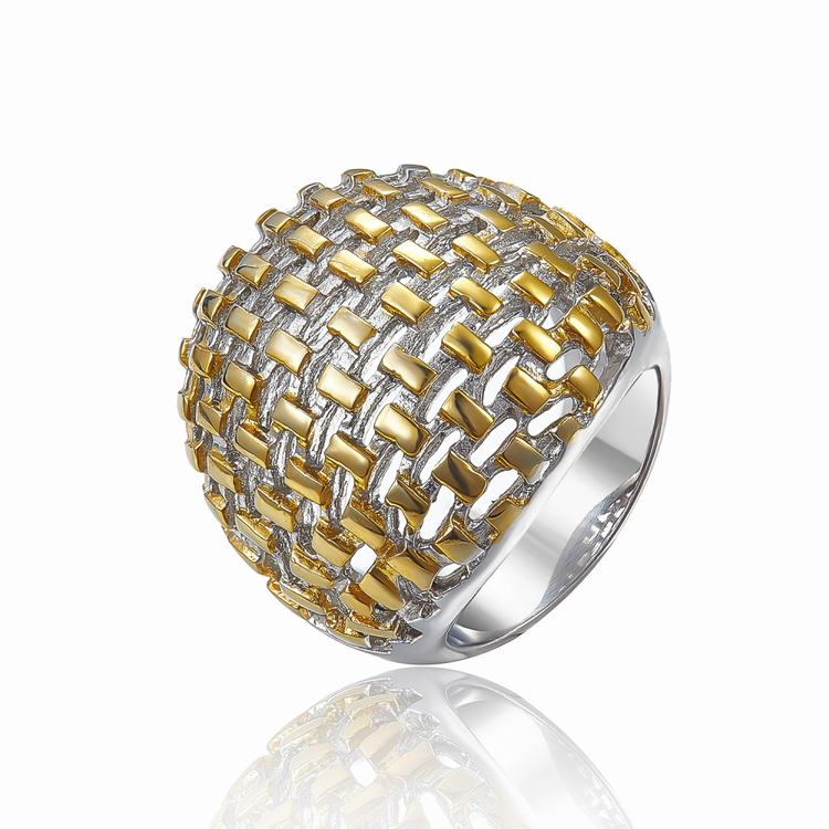 Promotional Gift Gold Rings Without Stones Women Buy Gold Rings