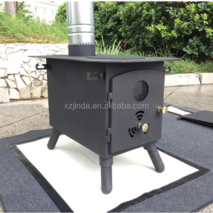 Small Outdoor Wood Stove Wood Burning Cook Stove