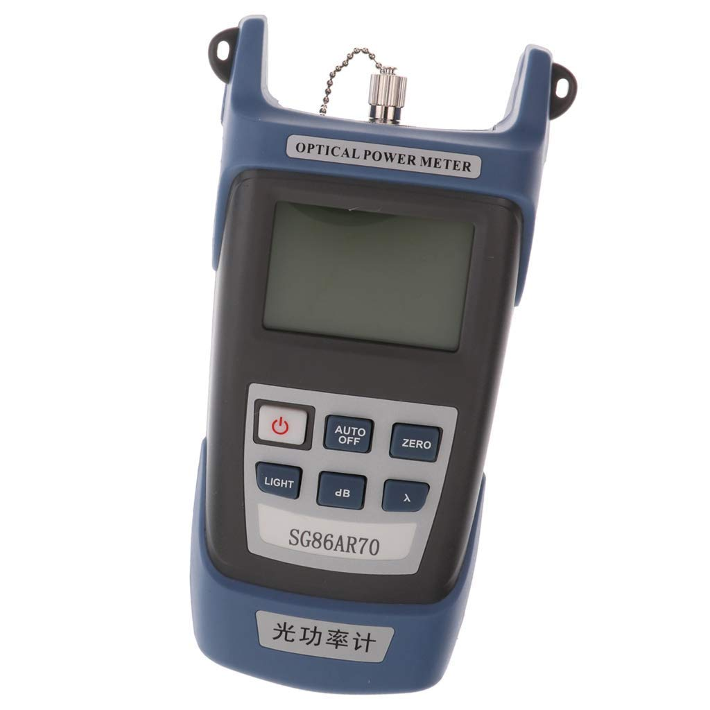 Baosity High Precision Fiber Optical Power Meter -70 ~ +3 DBm