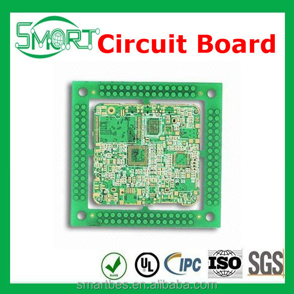 Smart Bes~Rigid pcb board, vero board for smd,led smd pcb board manufacuture