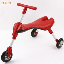 China manufacturing New 3 wheels kids walking scooter