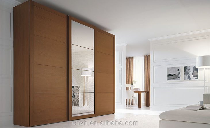 Competitively Priced Laminate Plywood Wardrobe Designs