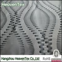 HX05206 100% Polyester jacquard mattress ticking fabric