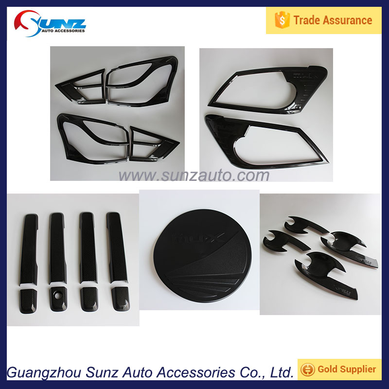 Carbon Complete Full Kit For Mux 2014 Full Kit Set Carbon Kit Mux 2014 2015 2016 Auto Accessories