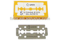Thinning Type UNIX Stainless Blade for Razor