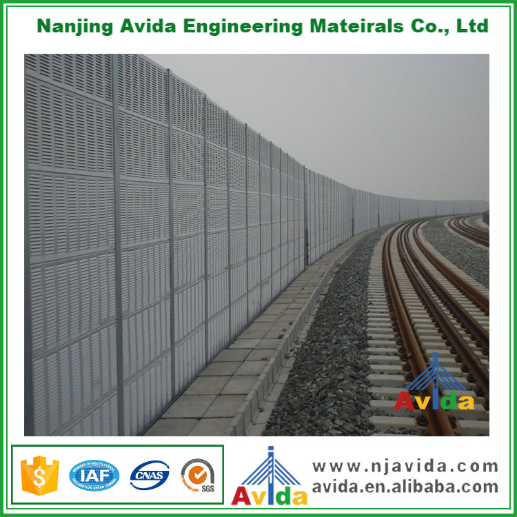 Fast Construction Partition Sound Isolation Singapore Sound Barrier Sheet