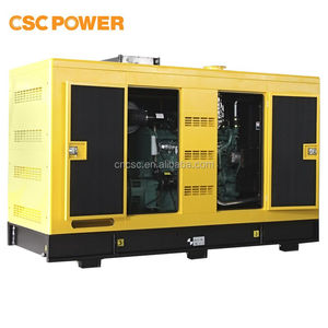 with cummins engine diesel power generator 250 kva with Global warranty