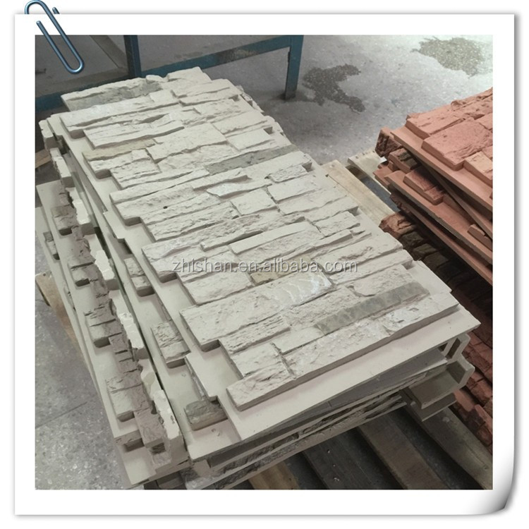 Interior Exterior Faux Wall Stone Cladding Decorative Wall Stone Made Of Lightweight Plastic