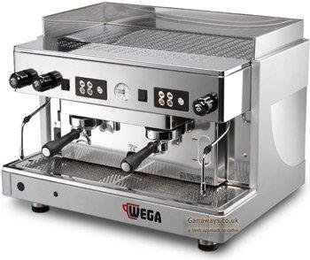 Wega Pegaso Fully Automatic 2 Group Espresso Machine