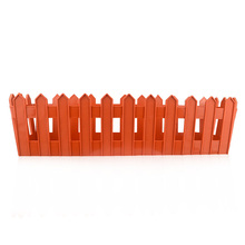High Quality Plastic Rectangular Flower Planter for home and garden