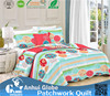 colorful indian mirror patchwork summer aubusson bedspread