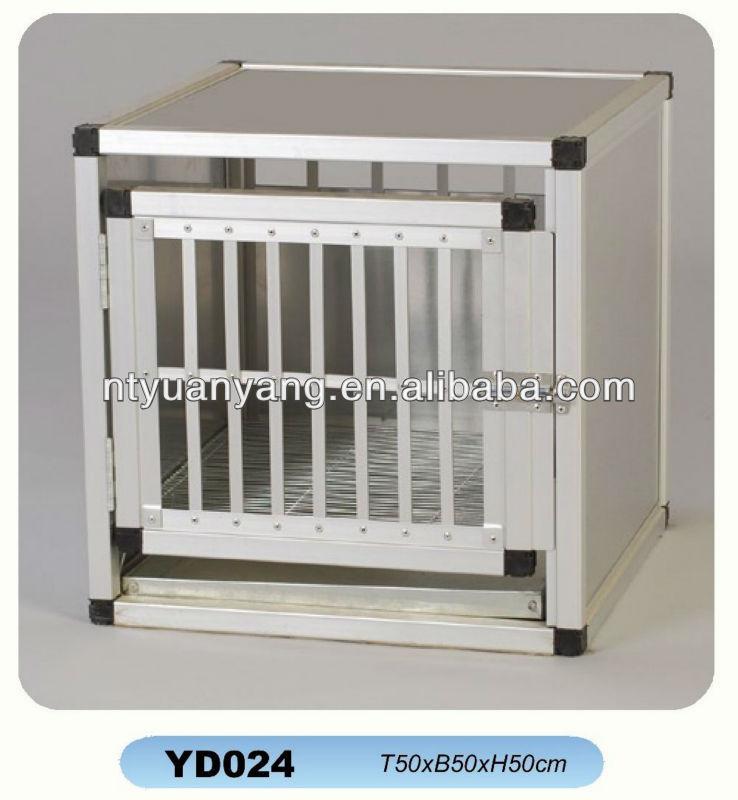 fancy folding alu aluminum dog travel carrier crate cages buy fancy aluminum folding dog cagefancy folding alu alu carrier for car