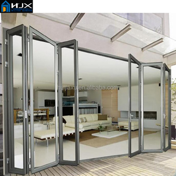 Aluminum Glass Folding Dooraluminium Doors And Windows Accessories