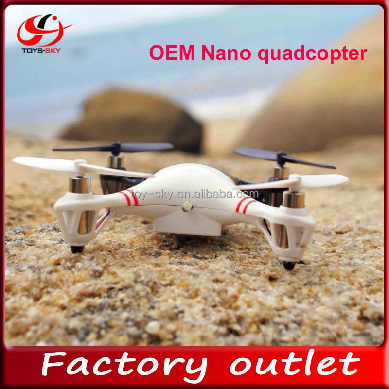 Hot sale cheaper price kids toy 2.4G DIY Dron Mini drones RC Nano quadcopter toy helicopter VS CX-10