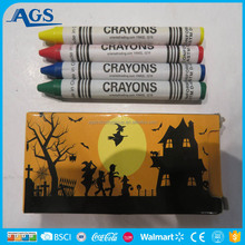 2017 hot-selling crayons wax bulk in non-toxic