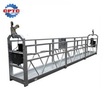 Zlp Series Suspended Platform with All Kinds of