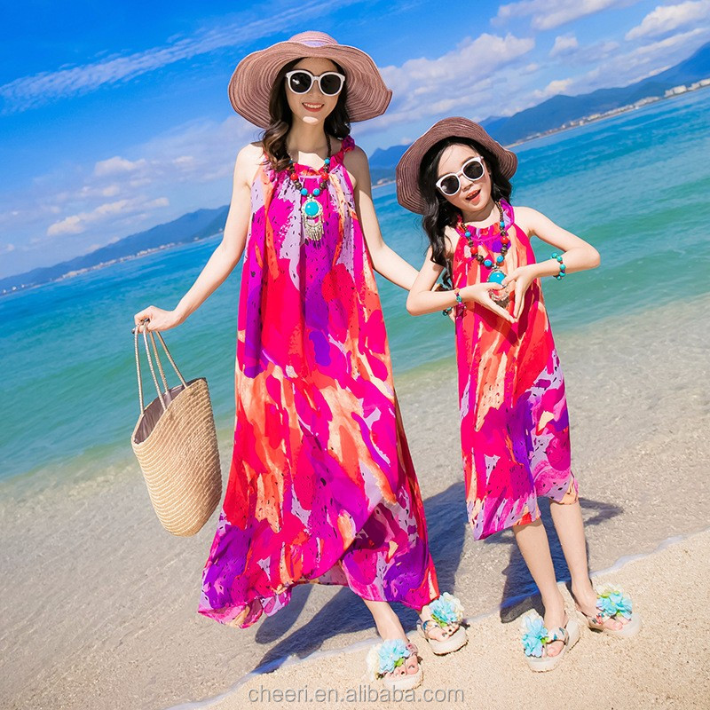 Hot Sale Boutique New Girls Party Dresses Women Beach Party Dress ...