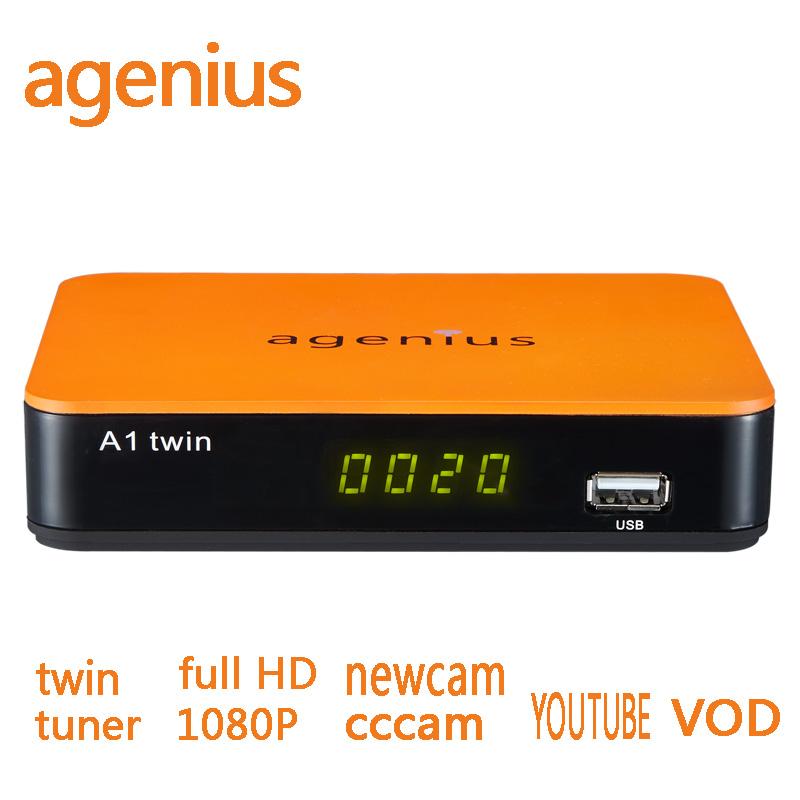 Atualização Agenius A1 Twin V 2.340