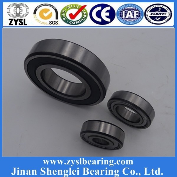 Use in fan motor bearing 6404 deep groove bearing with row material