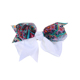 Colorful Ribbon Swallow Tail Kids Baby Hair Bow Knot Accessories Alligator Clips For Girl