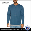 Mens Long Sleeve Active Tee Sport Runner Mesh Tshirt 65% Polyester 35% Rayon Jersey Mesh Active Wear