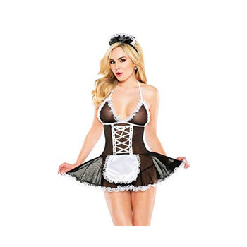 sexy lingerie womens costume sm cosplay uniform french