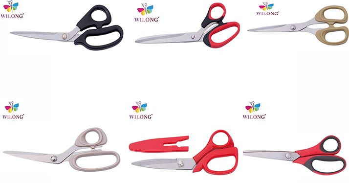 High Quality Durable Stainless Steel Pinking Scissors For Cutting Cloth