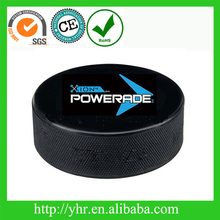 Best Sale top selling best price ice hockey puck small rubber promotion gift pucks