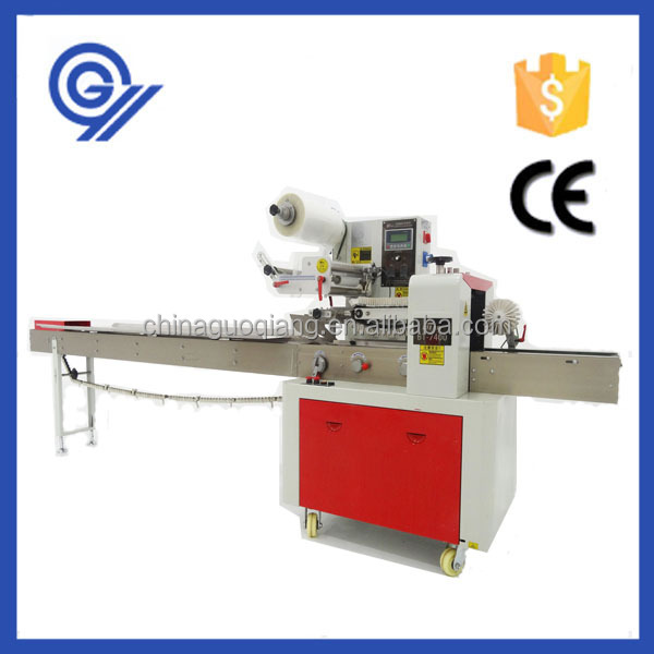 GQ350 <strong>corn</strong> dog rolls automatic packaging machine CE approved