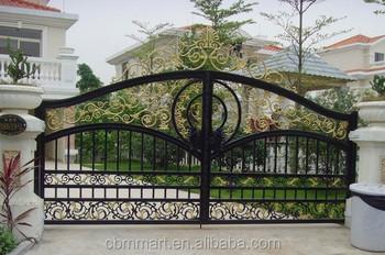 Garden Gate Designs find this pin and more on garden ideas Wrought Iron Gate Main Gate Designs Home Vila Park Garden Gate Designs 0355